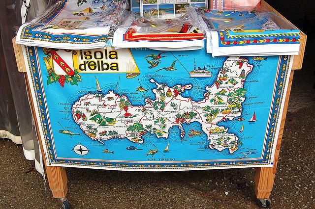 Insel Elba - Insulo Elba