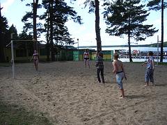 Retpilko sur la strando
