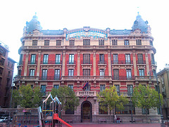 Pamplona: biblioteca pública.