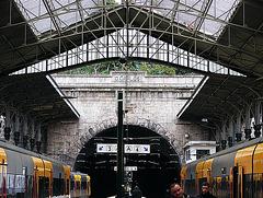 Arrival in Porto