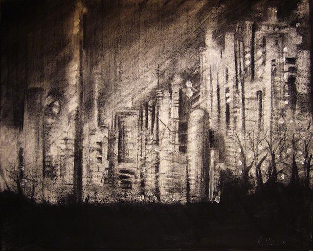 Nuit d'usine