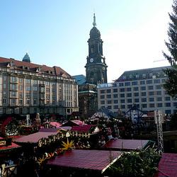 Der 575. Dresdener Striezelmarkt - 2009 -