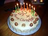 50+ Geburtstagstorte