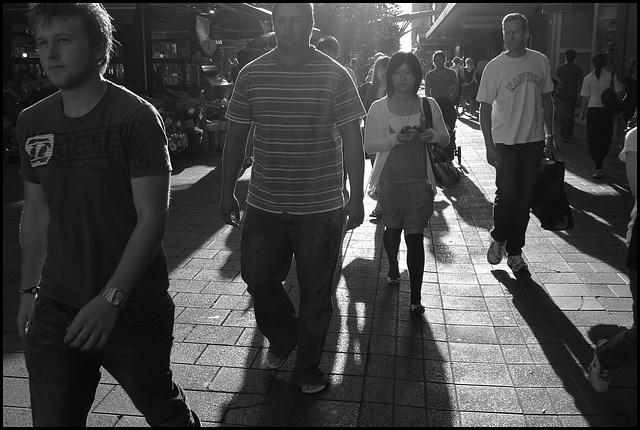 Australiens, Adelaide, 2009.