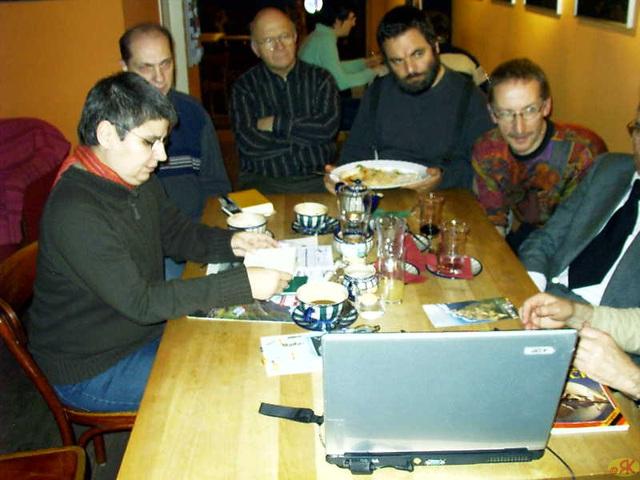 2007-11-30 4 Eo, Stammtisch, DD, aha