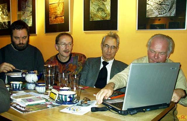 2007-11-30 6 Eo, Stammtisch, DD, aha