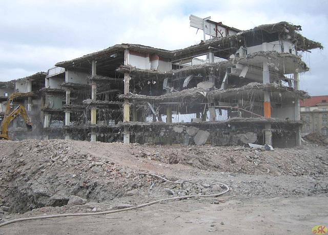 2007-04 1 Centrum-Abriss
