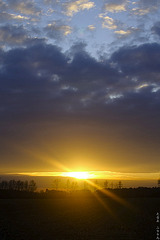 Son Sonnenuntergang halt ;)