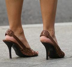 michael kors heels (F)