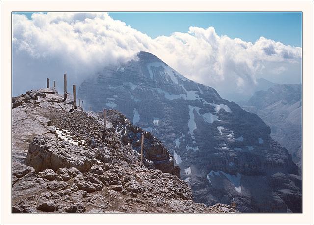 Tofana di Rozes - 3225 m