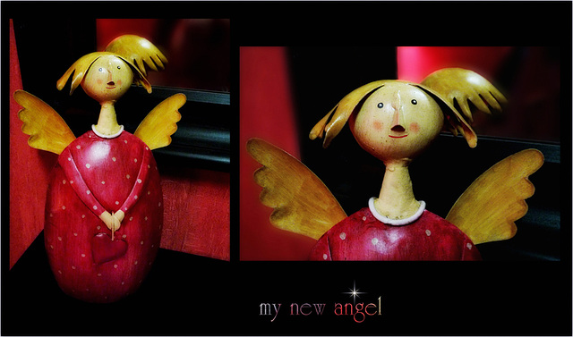 my new angel