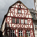 Half-timbered House in Linz am Rhein Marktplatz