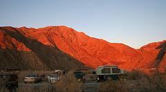 Borrego Palm Canyon Campground Morning (3163)