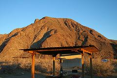 Borrego Palm Canyon Campground Morning (3167)
