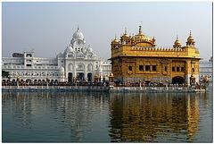 Harimander Sahib/Golden Temple