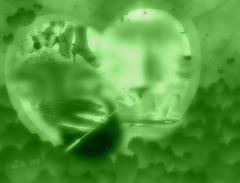 Rêve de soumission - Submissive desires dream.  Création Krisontème modifiée par moi-même