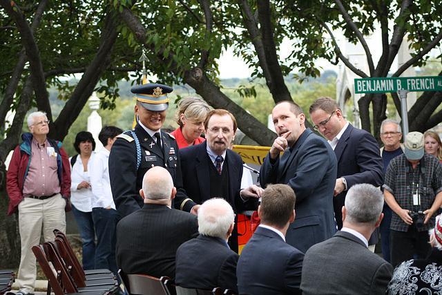 41.MatlovichMemorial.CC.Ceremony.SE.WDC.10October2009
