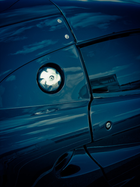 Lotus exige R GT -  Cap Gas Tank - Bouchon de Réservoir d'essence