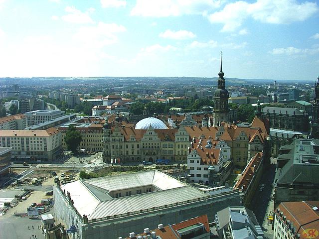 2009-06-17 030 von der Frauenkirche