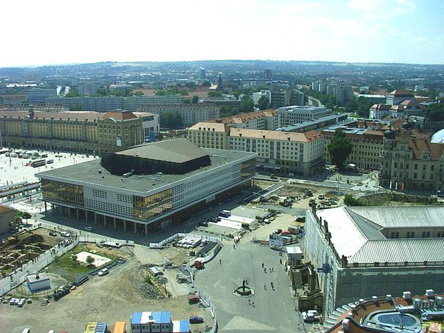 2009-06-17 031 von der Frauenkirche
