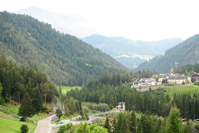 Eine Woche Südtirol in Piculin