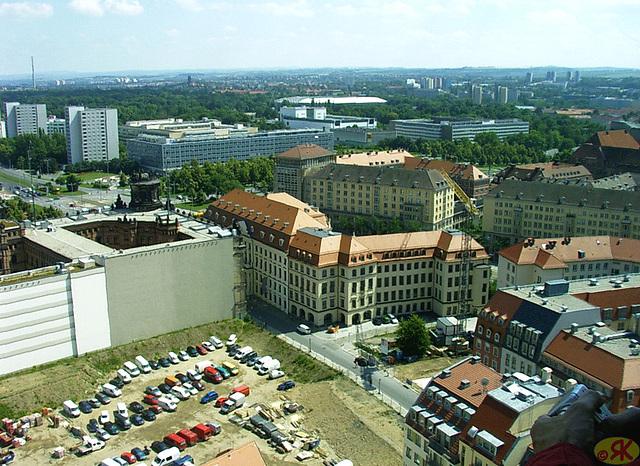 2009-06-17 048 von der Frauenkirche