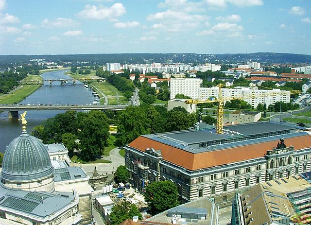 2009-06-17 055 von der Frauenkirche