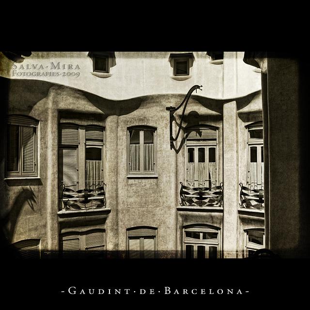 Gaudint de Barcelona [ #17 ]