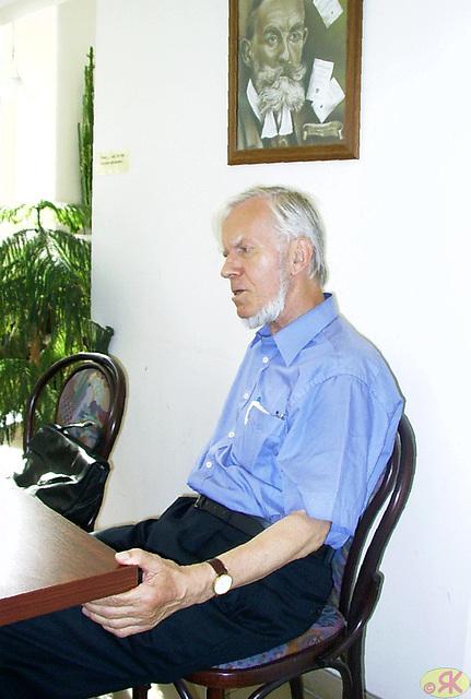 2007-07-26 04 Eo, W. M. Schwarz, Cafe´ Möbius