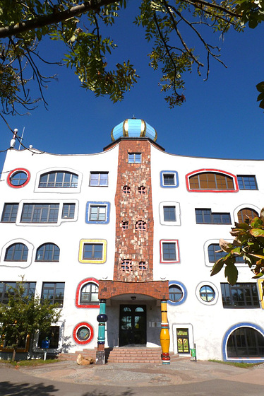 Wittenberg - Luther - Melanchton - Gymnasium - Europaschule