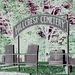 Hill crest cemetery - Négatif RVB