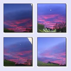 Ciel de Limoux 7h30 ce jour