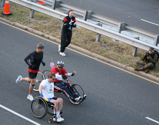 11.MCM34.WheelchairStart.Route110.Arlington.VA.25October2009