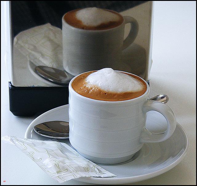 Ipernity: Double Espresso ... Macchiato Doppio