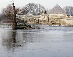 CHICHE : l'ère des grandes inondations et glaciations