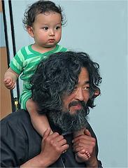 Seung Ho Yang ou l'art d'être grand-père