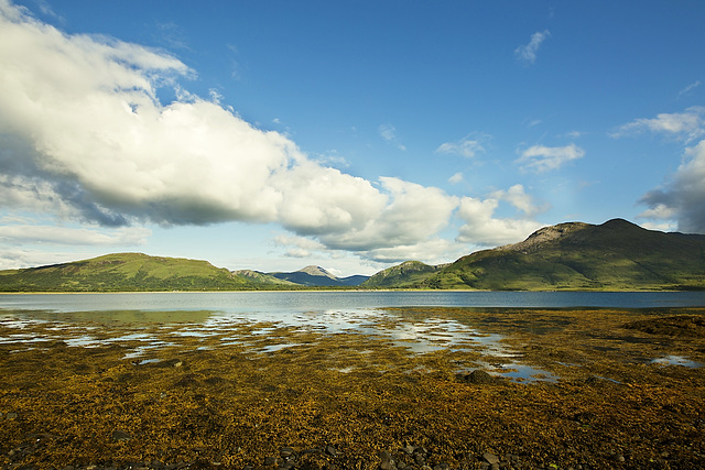 Mountains of Mull