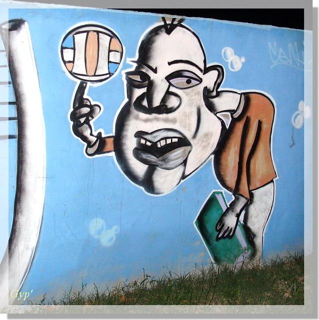 graffiti basket 1
