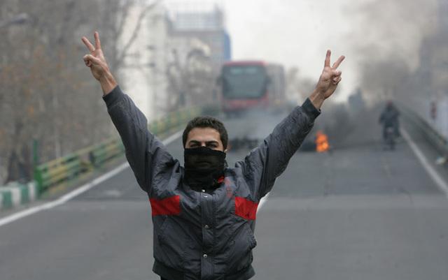 Iran mort au dictateur!