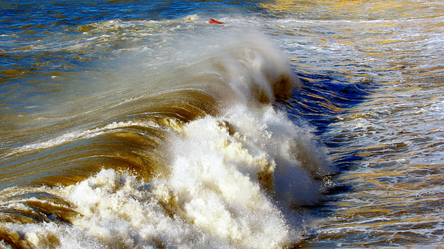 l'onda! aiutoooo!