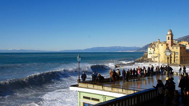 la gente ed il mare