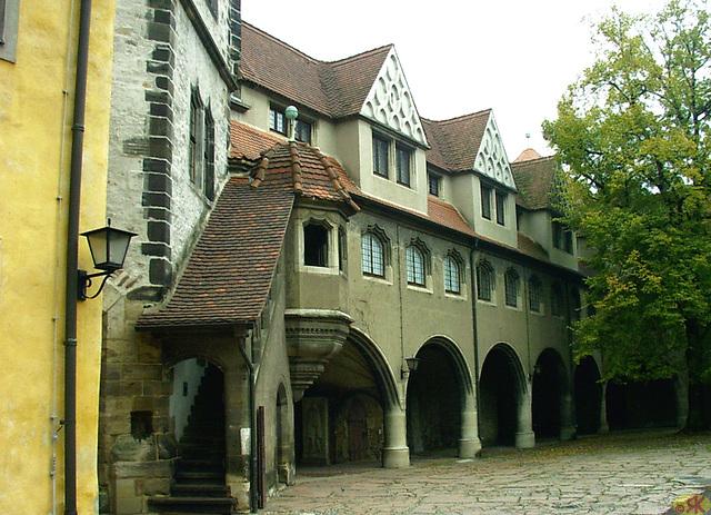 2009-10-24 4 Halle, kastelo Moritzburg
