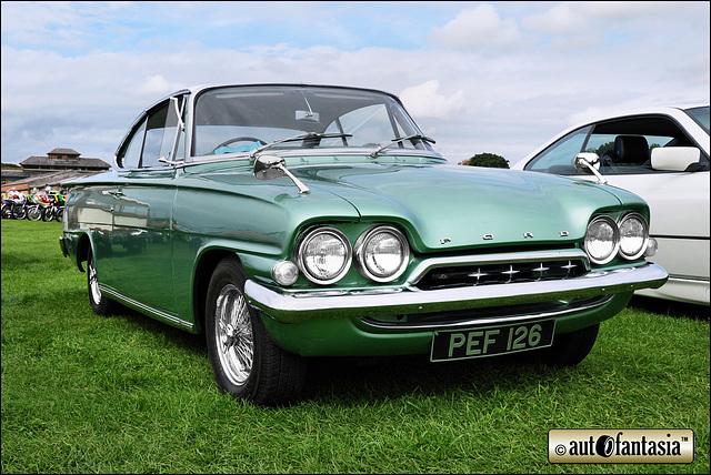 1964 Ford Consul Capri - PEF 126