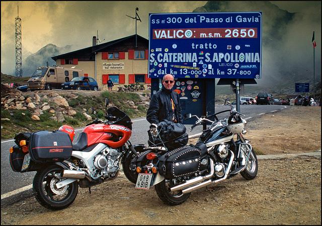 Passo di Gavia - 2650 m
