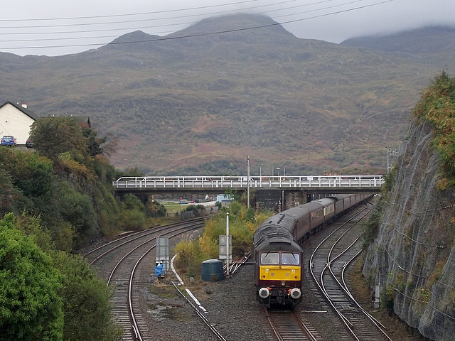 47 786 at Kyle with 1Z51