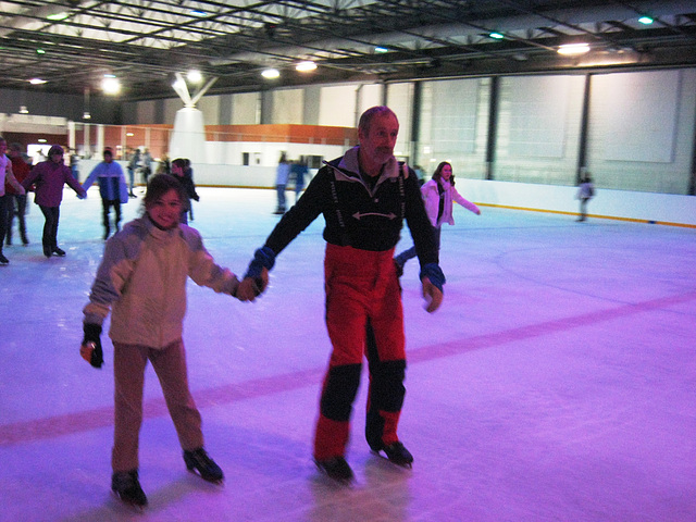 Patinoire 03/11/2009