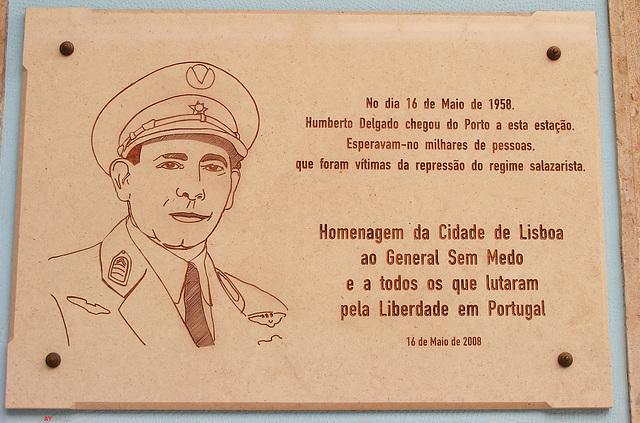 Memorial  to Humberto Delgado
