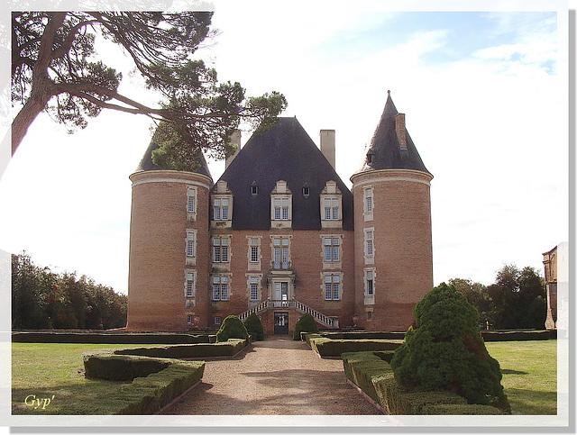 Saint-Elix-le-château - 31 - France.