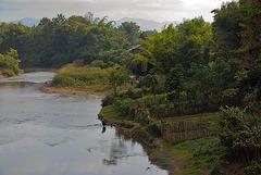 Tha river