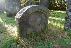 Falstone Churchyard, Northumberland